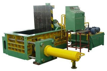 Hydraulic Scrap Balers