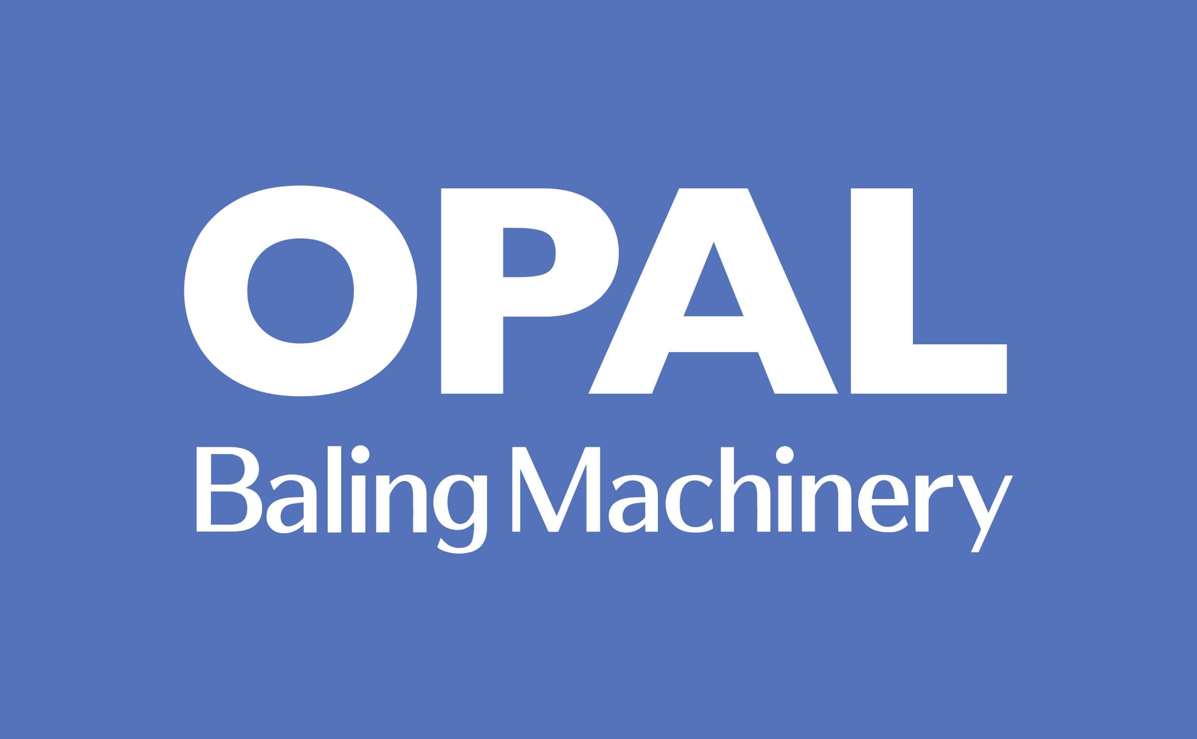 Opal Baling Machinery